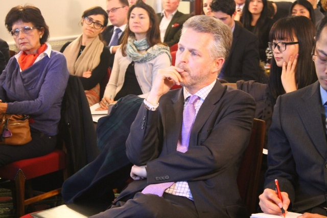 CEO of Canning House Robert Capurro (image: Lushan Huang/chinadialogue).