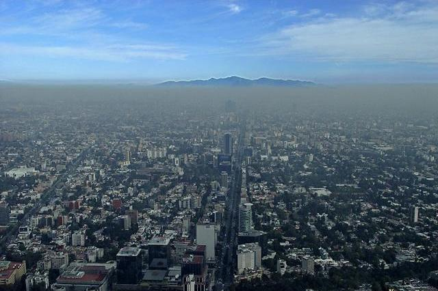 air pollution in mexico city Millions of people in mexico city are choking on the worst air quality in 14 years, as cars and trucks add to the pollution with their outdated emissions controls.