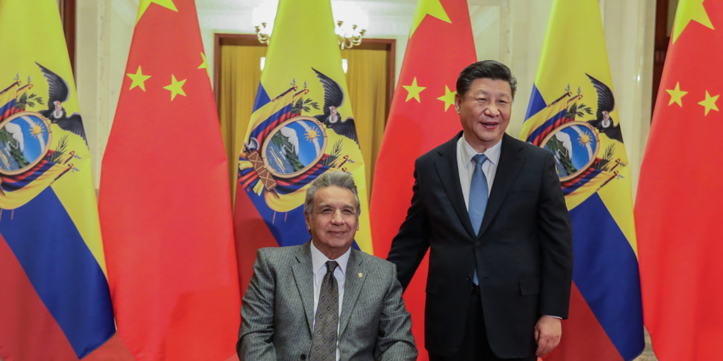 China: A demanding partner for Ecuador and Venezuela