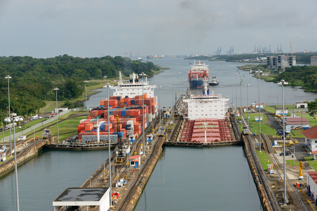 China's Silk Road reaches the Panama Canal