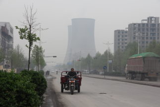 china coal power