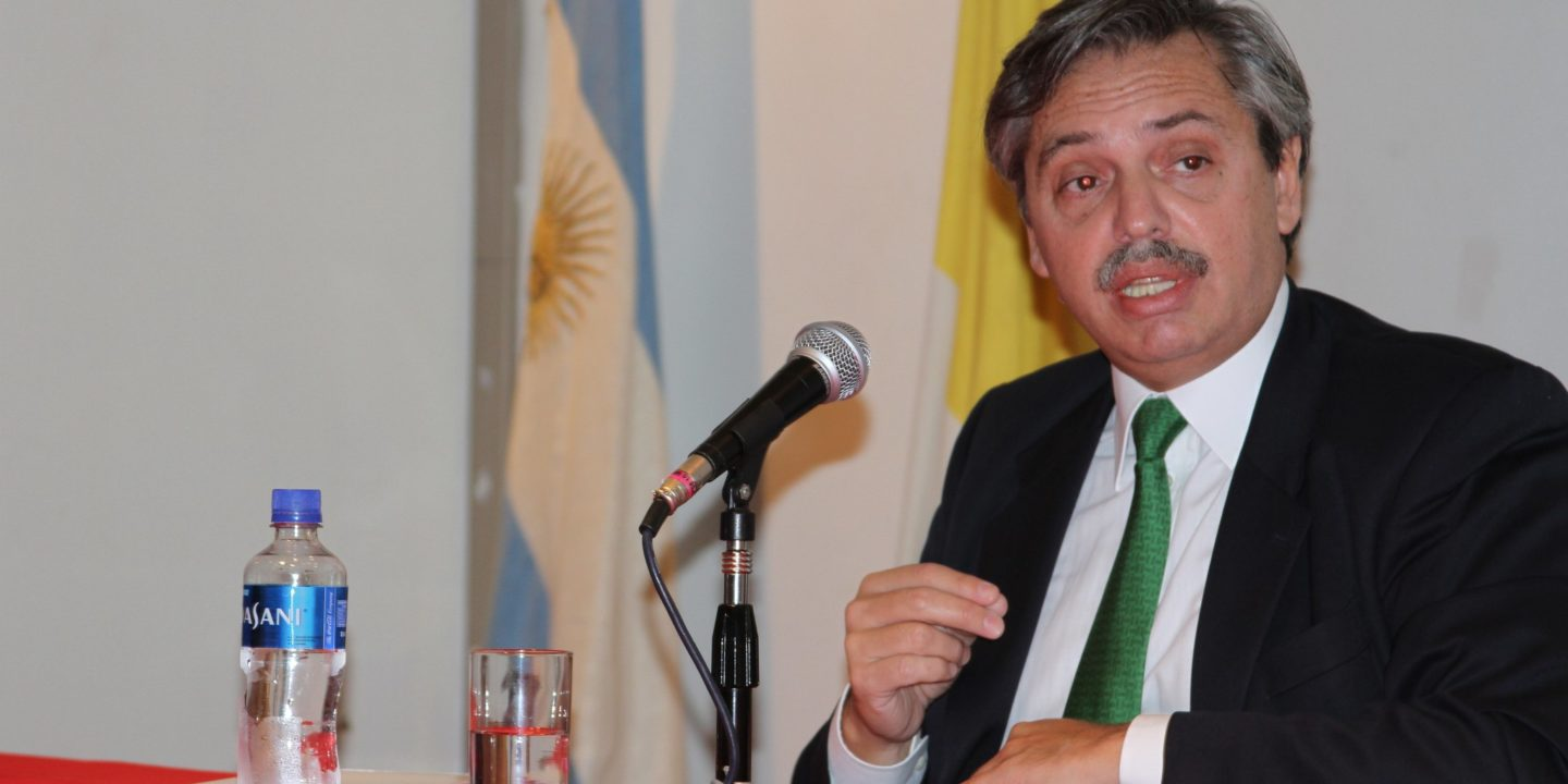 Argentina's ties with China look set to improve under president-elect Alberto Fernández
