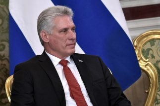 Díaz-Canel, Cuba's president wants closer relations with China