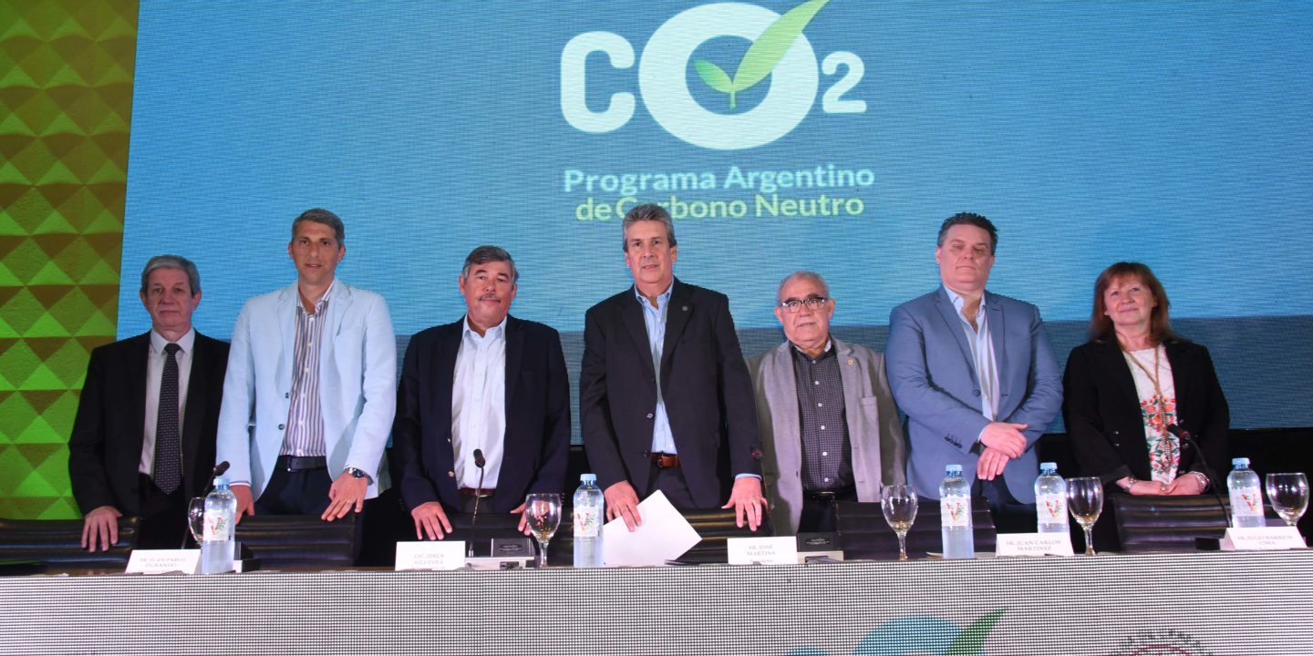 Argentina carbon neutral agriculture