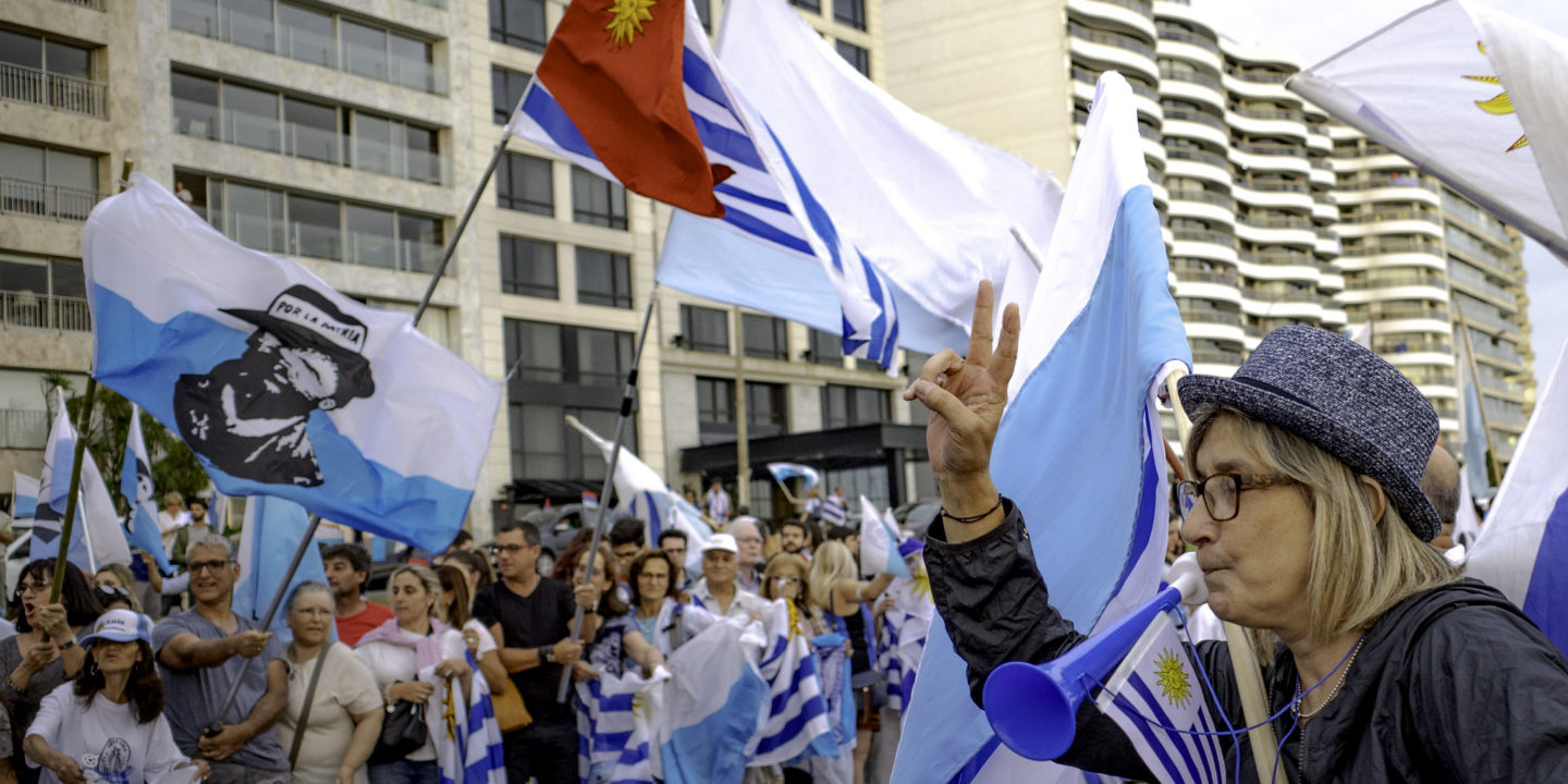 Uruguay China relations could improve under new president Lacalle Pou