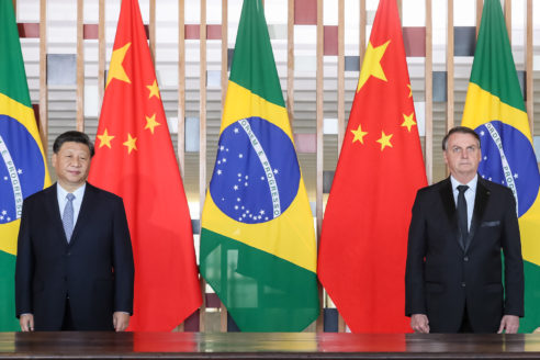Bolsonaro China coronavirus