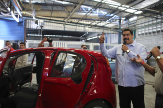 China Venezuela automotive Chery