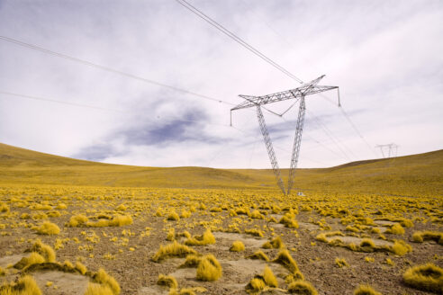 Chile State Grid