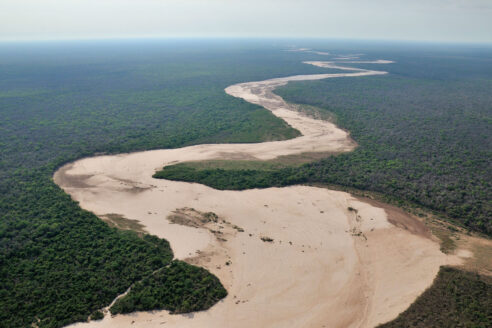 Argentina drought debt for nature climate change