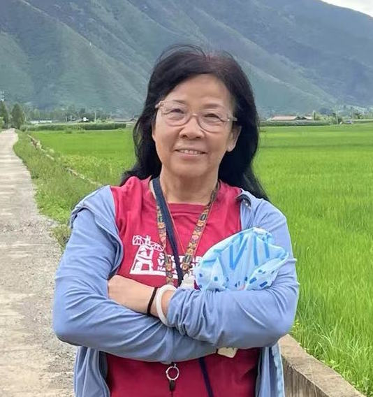 Song Yiching food systems summit