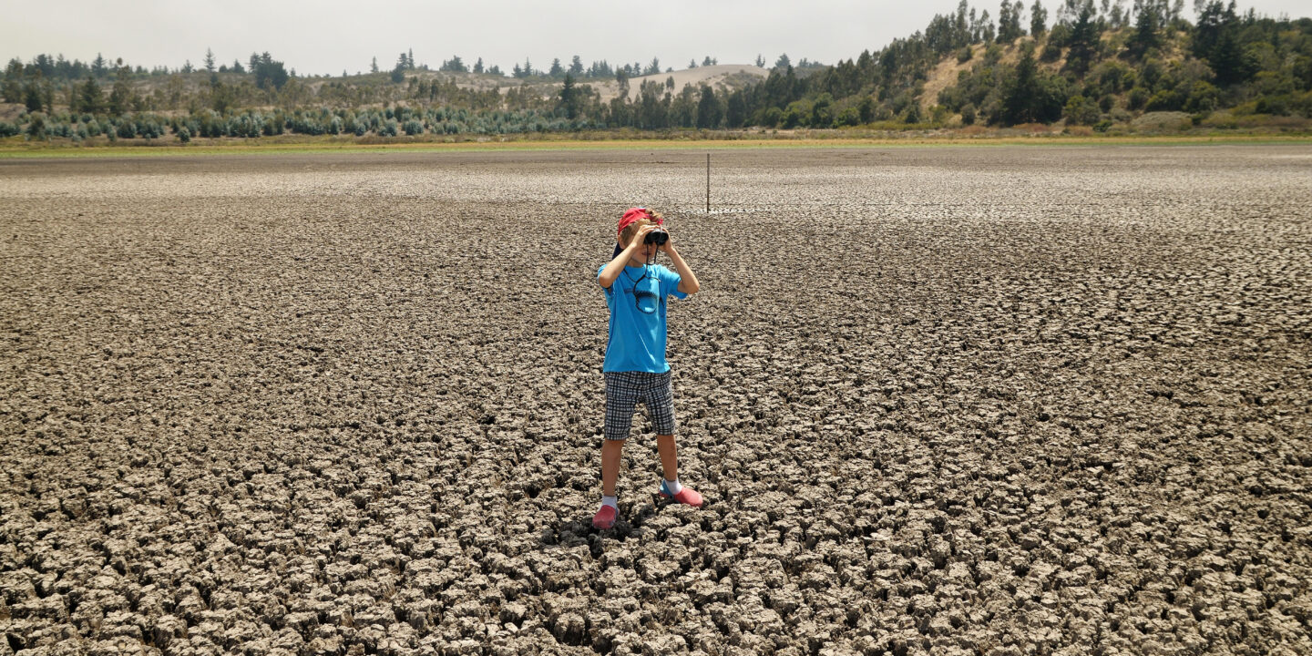 chile drought