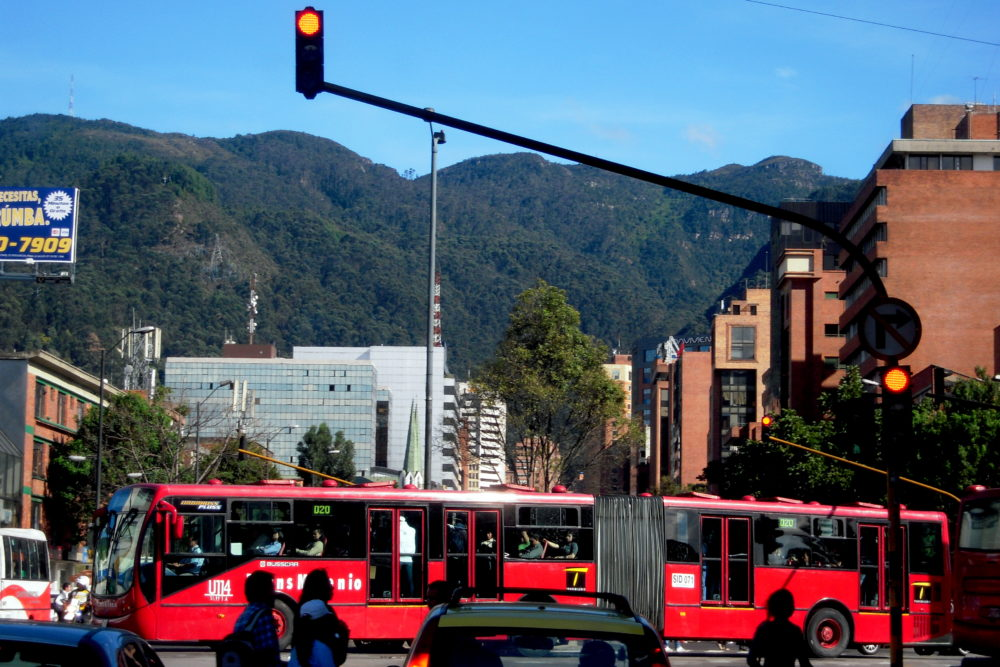 buses chinos