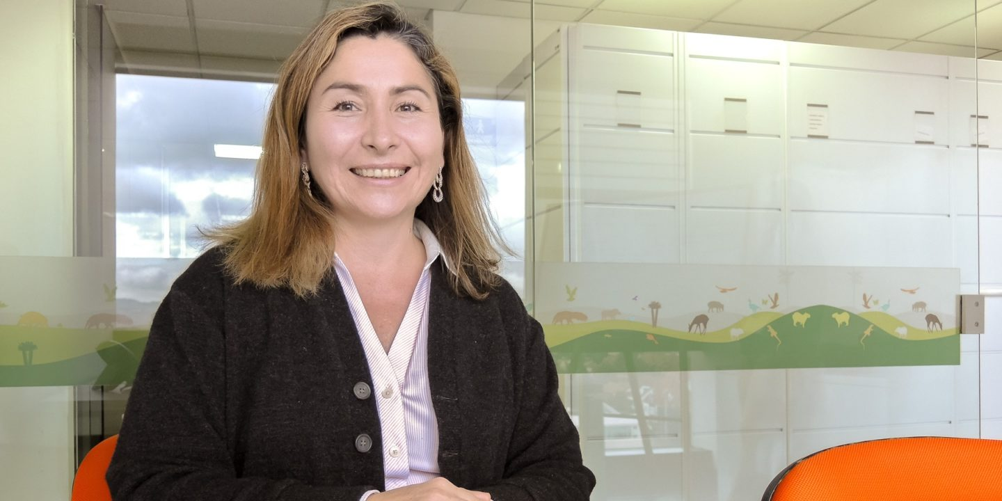 Ana María Hernández, the first woman to lead IPBES